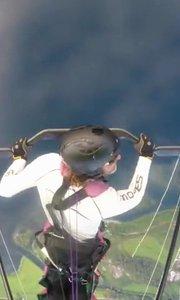 第一视觉体验滑翔伞的魅力