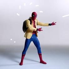 原来你是这样的蜘蛛侠!也太能作了吧?
