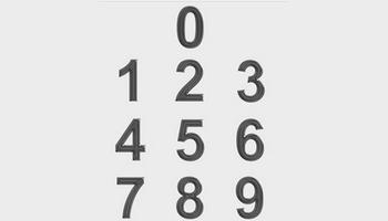 3. 表示數目的符號.如 阿拉伯數字, 蘇州碼子.  4. 數量;數目.圖片