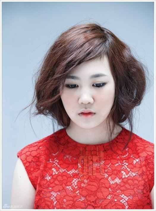 朴智敏(),1997年7月5日出生于韩国大田