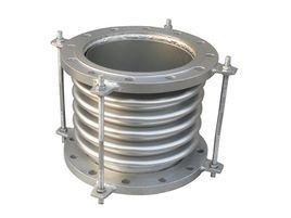 器,以补偿管道的热伸长,从而减小管壁的应力和作用在阀件或支架结构上图片