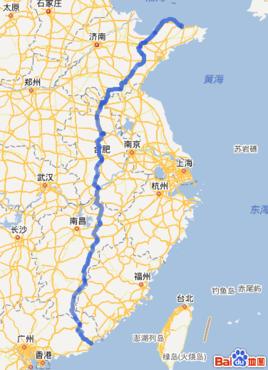 潍坊飞机场到莒县