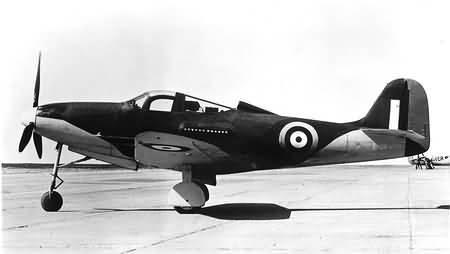 美国p-39空中飞蛇战斗机
