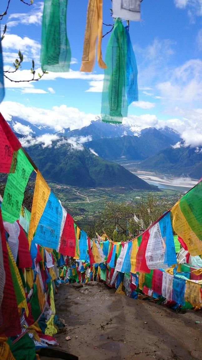 藏族风马矢量图