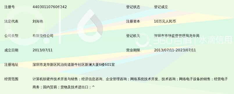 深圳市博乐府网络科技有限公司_360百科