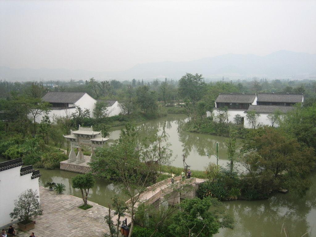 闲林附近的风景区