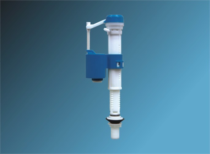 马桶进水阀 控制马桶水箱自动进水的装置