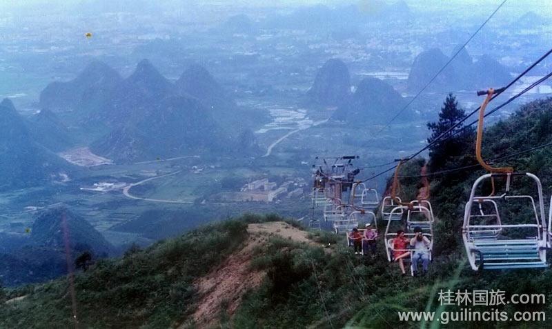 河南尧山风景区和合峰