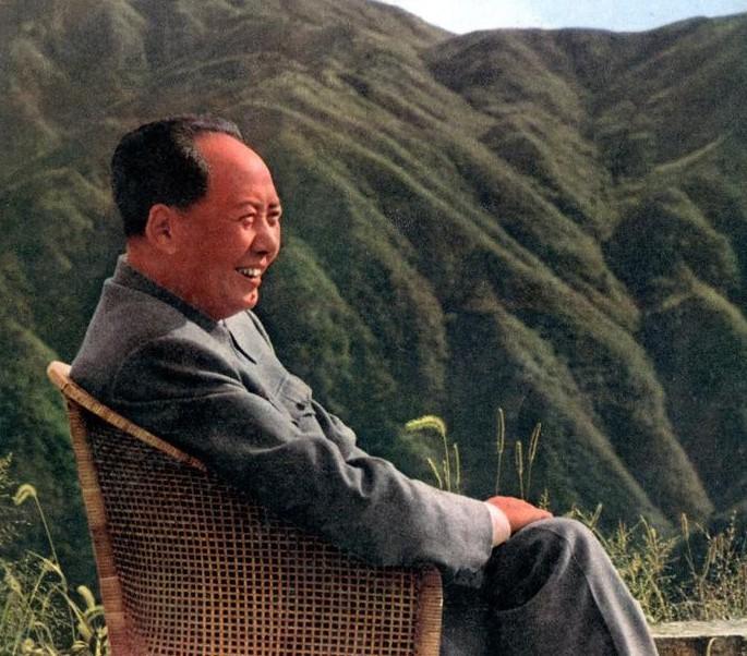 毛主席头像壁纸