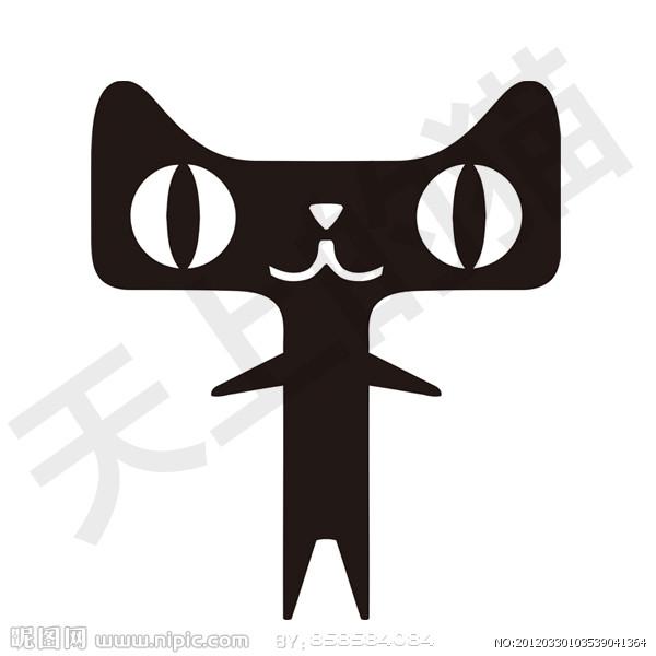 天猫标志矢量图__企业logo