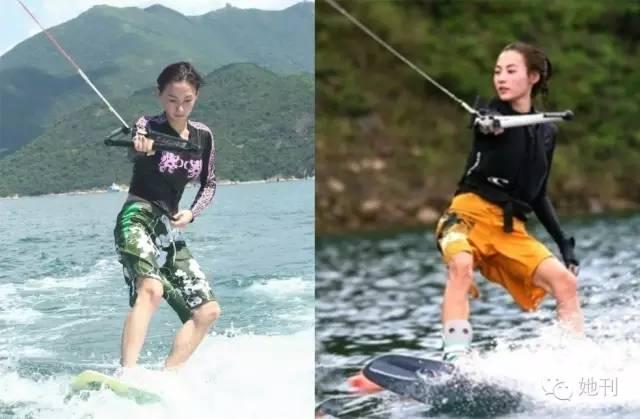冻龄20年不止宋慧乔,36岁离婚带两孩子的张柏芝,重新美回18岁