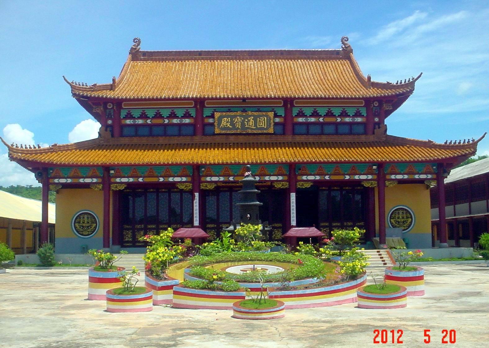 庙宇建筑设计图片素材图片