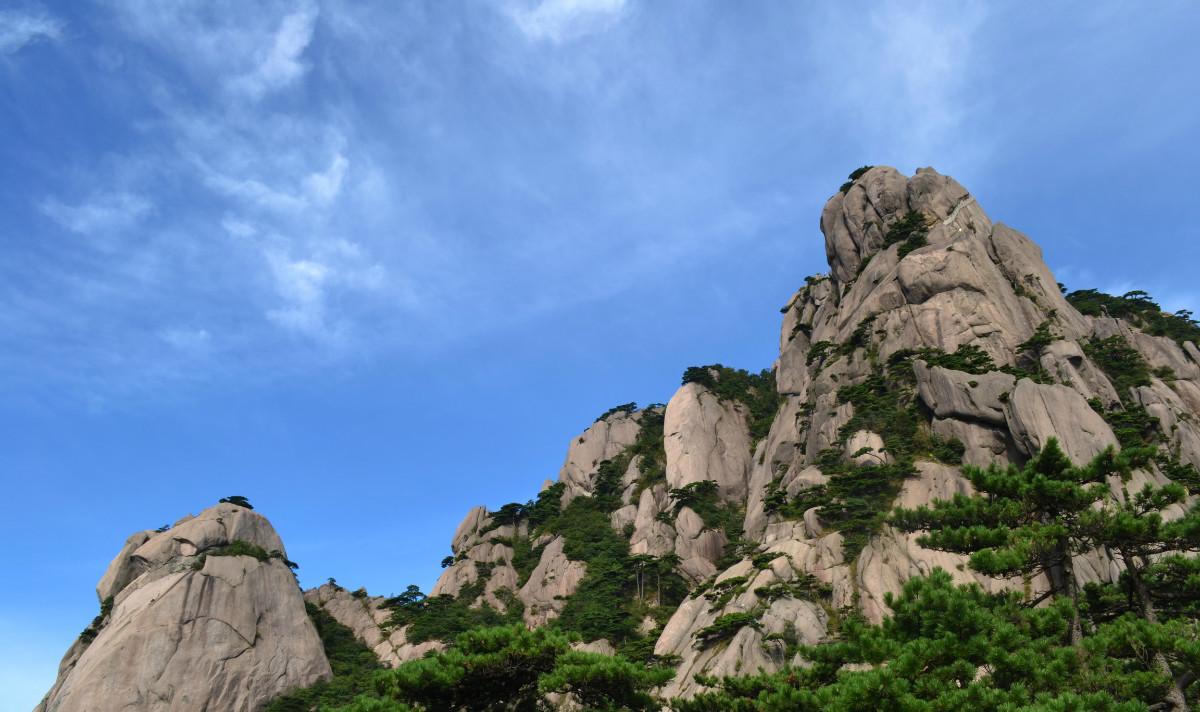 黄山是中国著名风景区之一
