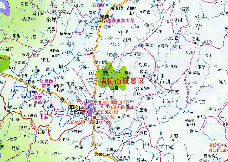 湖南长沙在全国所处地理位置结构图