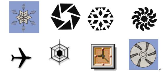 中心对称图形并不只有一个对称点