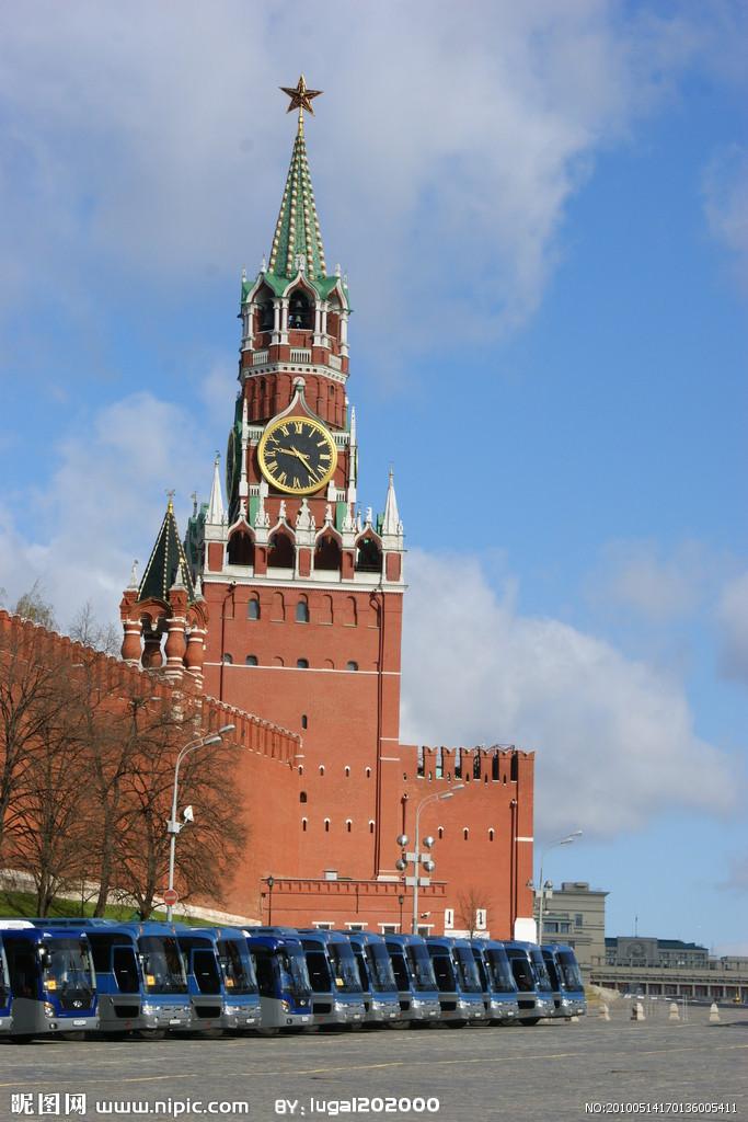 红场是俄罗斯首都莫斯科市中心的著名广场