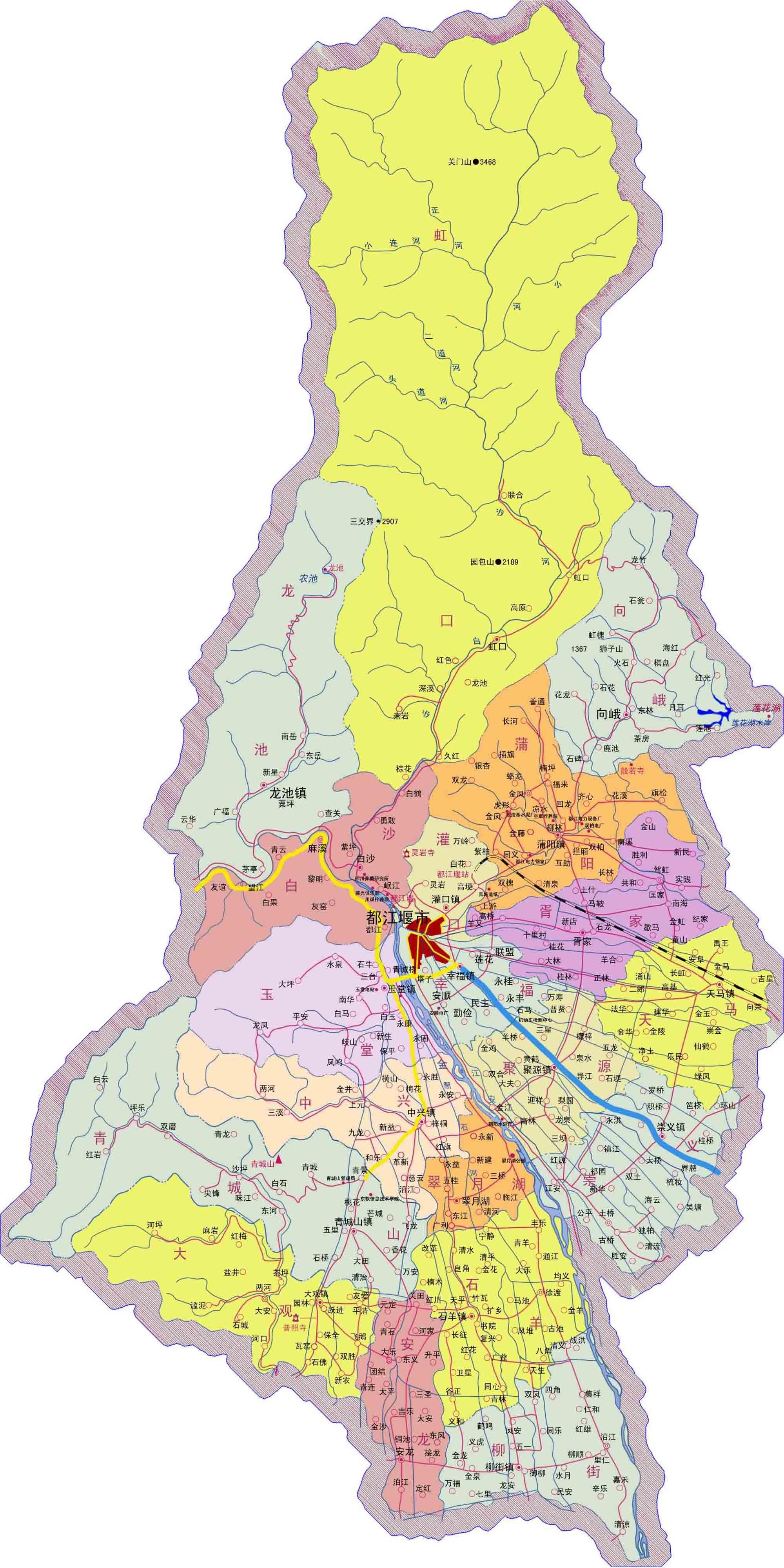 武汉市行政区划_成都市行政区域图相关图片展示_成都市行政区域图图片下载