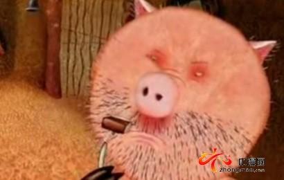三只小猪的真实故事