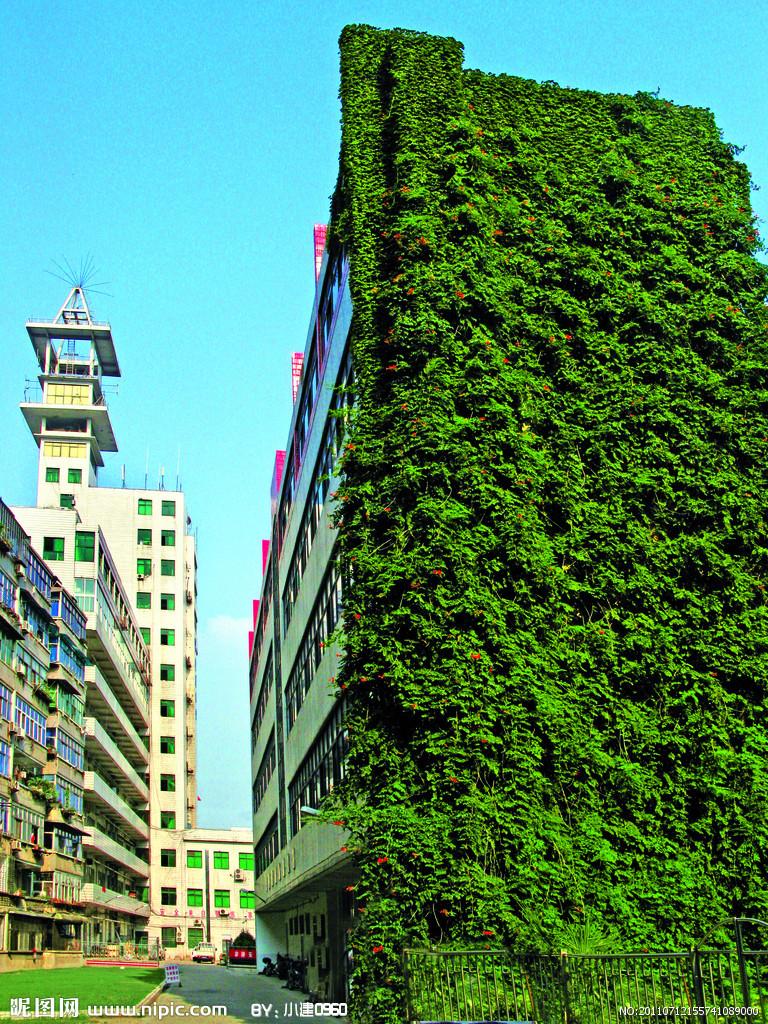 绿色建筑_360百科