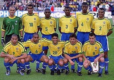 98世界杯巴西队阵容_1998年法国世界杯_360百科