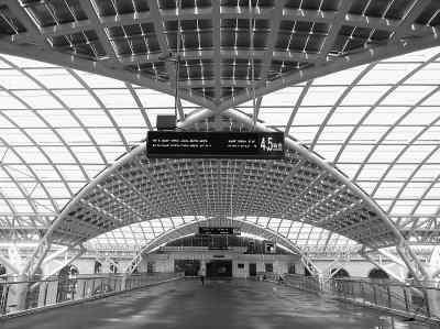 青岛新火车站东西广场配套项目计划2013年开工