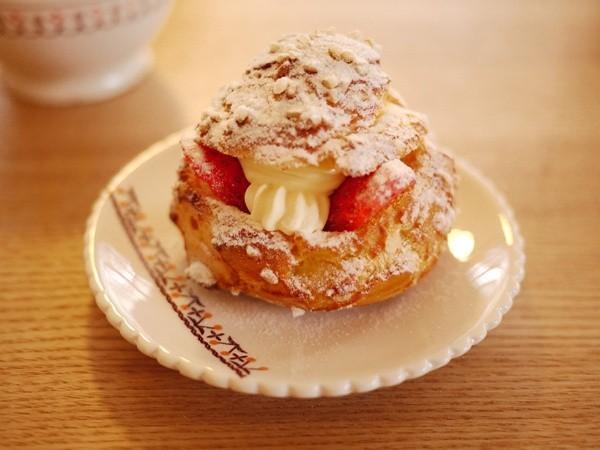 泡芙 - 西式甜點 編輯詞條 修改義項名