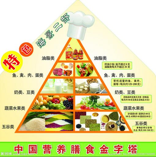 食物营养与合理搭配