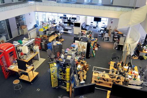 麻省理工学院媒体实验室