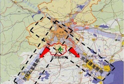 北京地铁新机场线_360百科