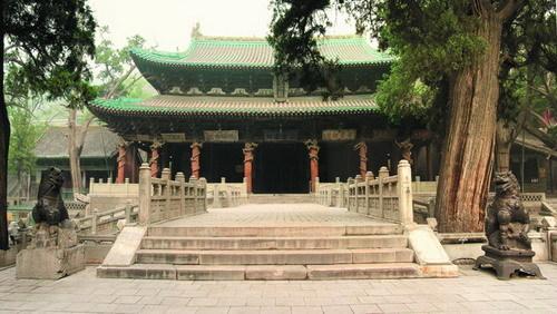 山西省古建筑保护研究所图片
