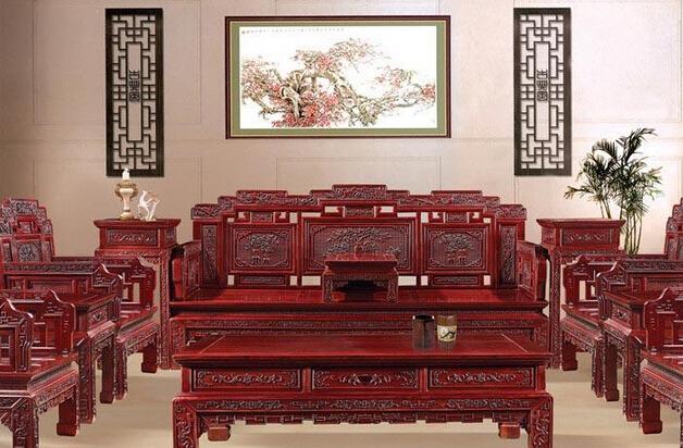 明代家具在造型结构上
