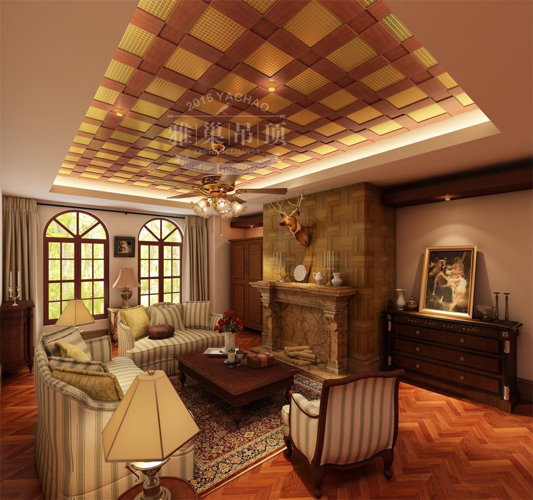 美式古典乡村风格带着浓浓的乡村气息,以享受为最高原则,在布料,沙发图片