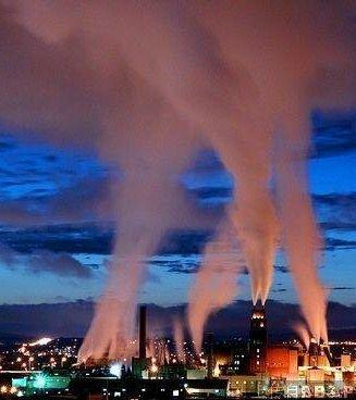 二氧化碳排放和建筑